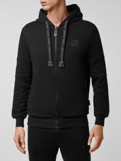 PHILIPP PLEIN – JOGGING JACKET ISTITUTIONAL