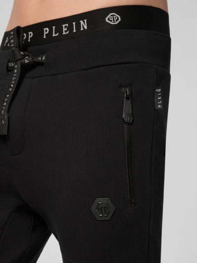 PHILIPP PLEIN – JOGGING TROUSERS ISTITUTIONAL