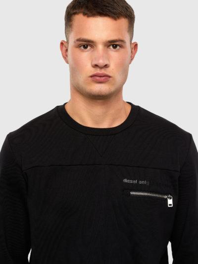 DIESEL – s-corinne sweat shirt