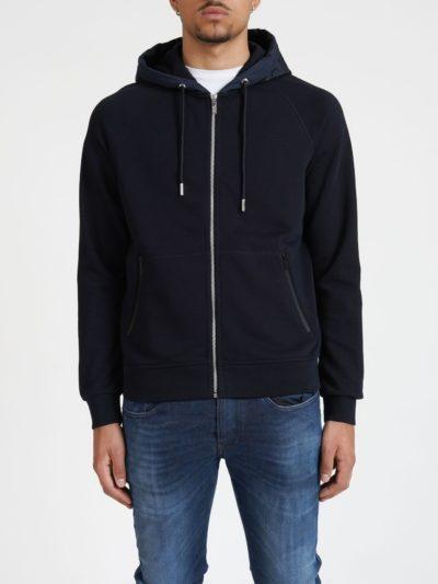 KARL LAGERFELD  – sweat hoody jacket