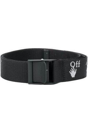 OFF-WHITE – hands logo belt