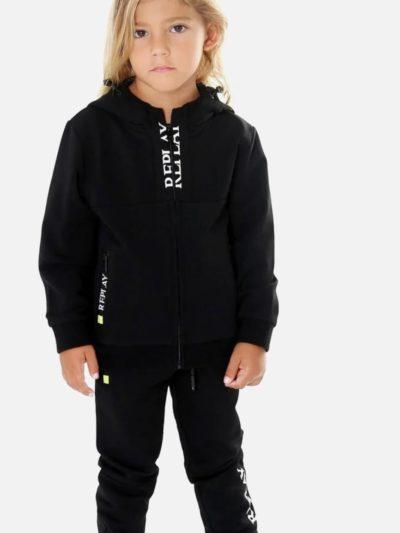 REPLAY – boys zipped suit