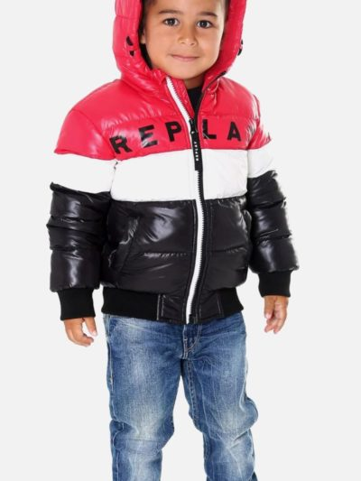 REPLAY – replay coat