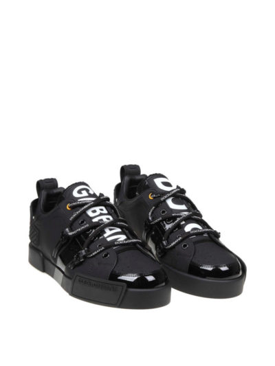 DOLCE&GABBANA – sneaker bassa rub