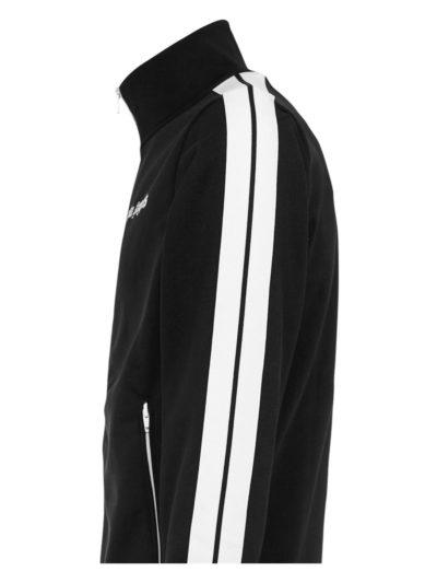 PALM ANGELS – classic track jacket black white