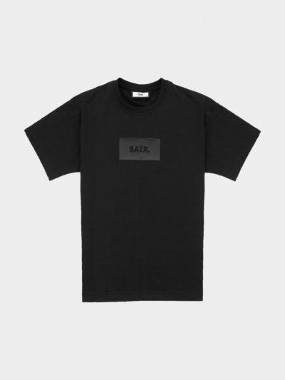 BALR – satin print oversized fit
