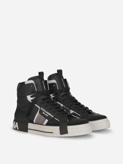 DOLCE&GABBANA – sneaker alta dauphine