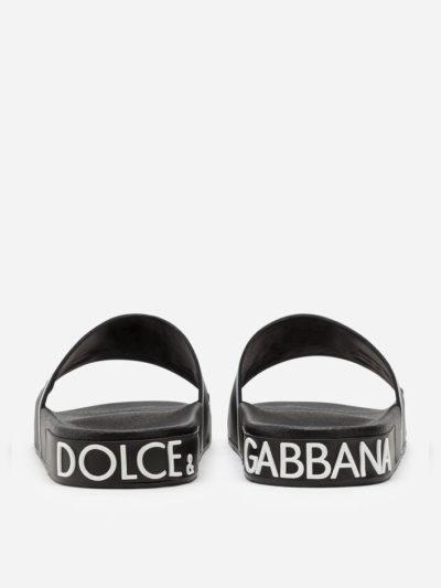 DOLCE&GABBANA – ciabatta gomma