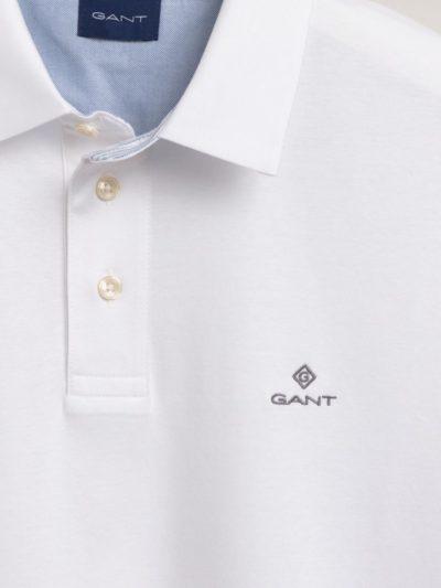 GANT – mercerized jersey ss rugger