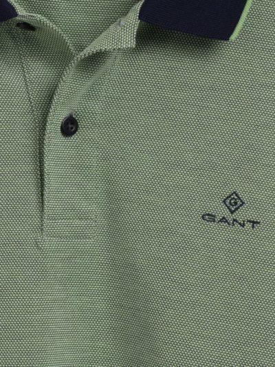 GANT – 4-col oxford pique ss rugger