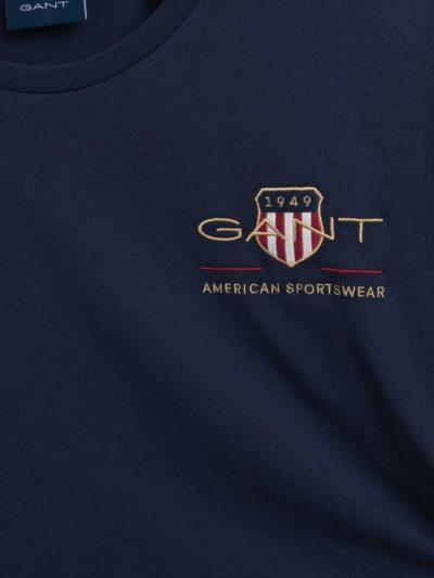 GANT – archive shield emb ss