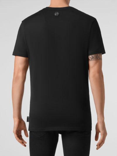 PHILIPP PLEIN – t-shirt round neck ss skull