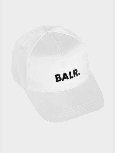 BALR – classic oxford cap white