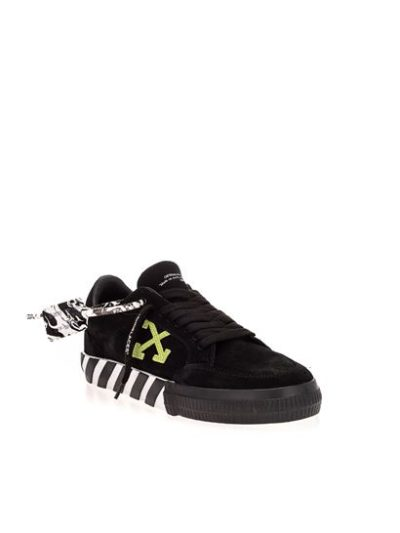 OFF-WHITE – low vulcanized cow suede