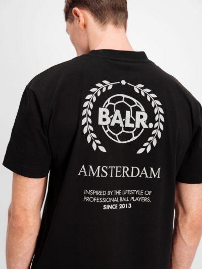 BALR – CREST PRINT BACK AMSTERDAM