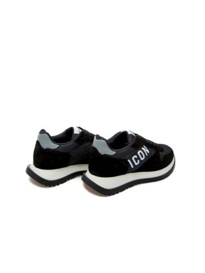 נעליים בצבע שחור דגם DSQUARED2 – RUNNIG