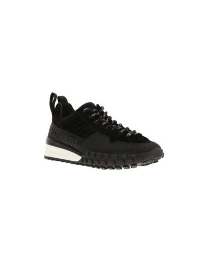 נעליים בצבע שחור דגם DSQUARED2 – LEGEND