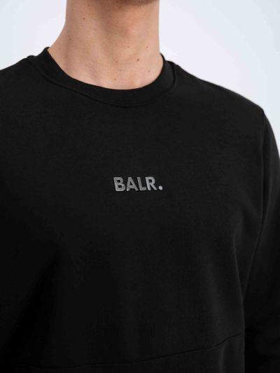BALR – OLAF STRAIGHT HEXAGON SEAM CREWNECK
