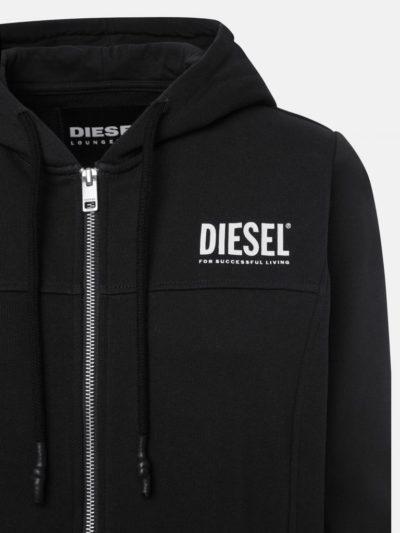 DIESEL – קפוצ'ון בצבע שחור דגם UFLT-VICTORIAL-HZ