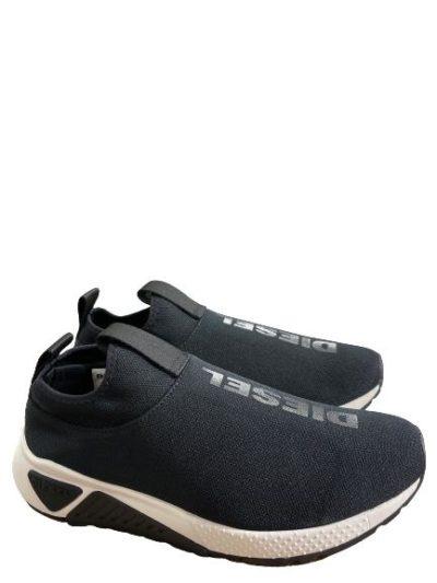 DIESEL – נעליים בצבע שחור דגם S-KB SL II SO