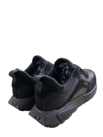 DIESEL – נעליים בצבע שחור דגם S-TYCHE LOW CUT