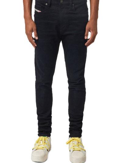 DIESEL – ג'ינס בצבע שחור דגם D-AMNY 09A79