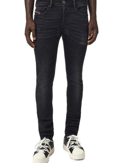 DIESEL – ג'ינס בצבע שחור דגם D-AMNY 09A89