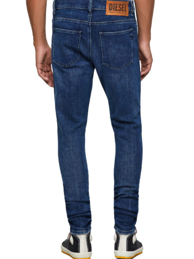 DIESEL – ג'ינס בצבע כחול דגם D-ISTORT 009ZX