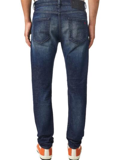 DIESEL – ג'ינס בצבע כחול דגם D-STRUKT 09B03