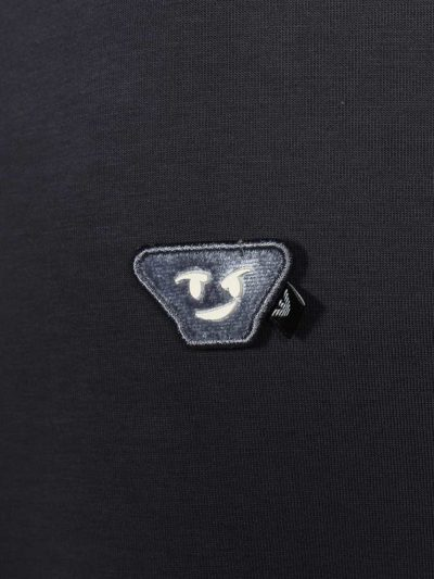 EMPORIO ARMANI – קפוצ'ון בצבע שחור דגם 6K1MH7 1JHSZ
