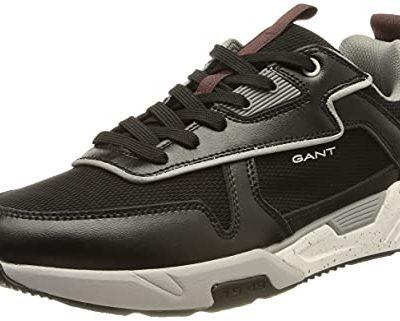 GANT – נעליים גאנט בצבע שחור דגם CARST