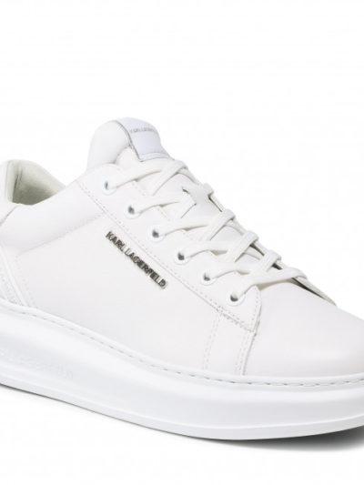 KARL LAGERFELD – נעליים קארל לגרפלד בצבע שחור דגם KARL KOUNTER IKON LO