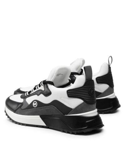 MICHAEL KORS – נעליים מייקל קורס בצבע לבן דגם THEO SPORT