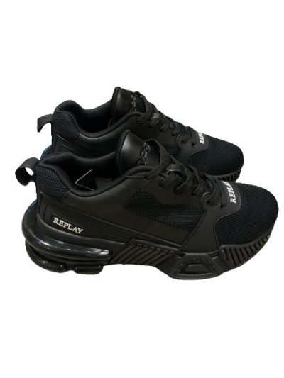 REPLAY – נעל בצבע שחור REPLAY